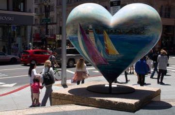 Love from Union Square.